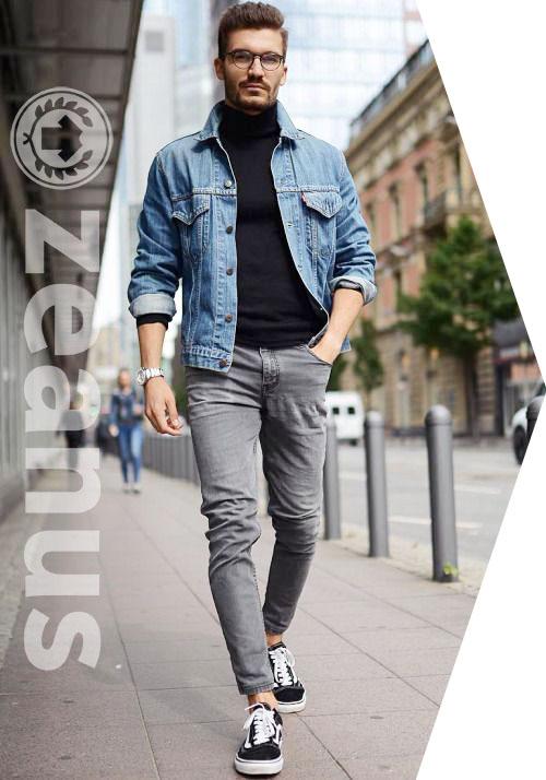 Áo Jean nam chất lượng nhất