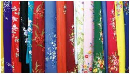 Vải lụa tự nhiên