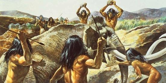 lịch sử của đồ da