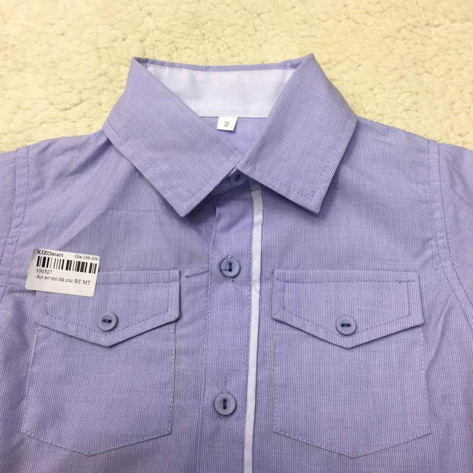 Kiểm tra túi và cúc áo